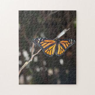 マダラチョウのパズル ジグソーパズル