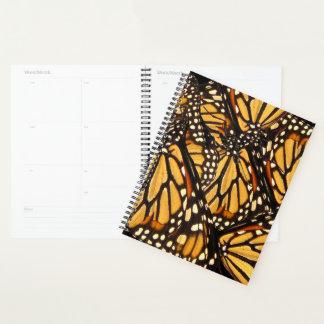 マダラチョウの抽象芸術 プランナー手帳