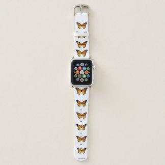 マダラチョウパターンAppleの時計バンド Apple Watchバンド