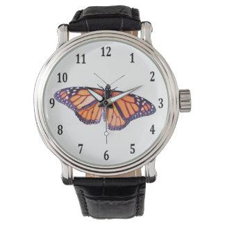 マダラチョウ 腕時計