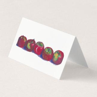 マッキントッシュのりんごカード カード