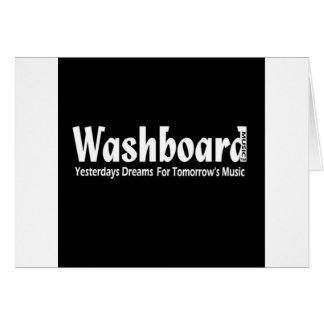 マックスウェルのジョンソンの洗濯板のグラスゴー最高のドイツの突き棒 カード