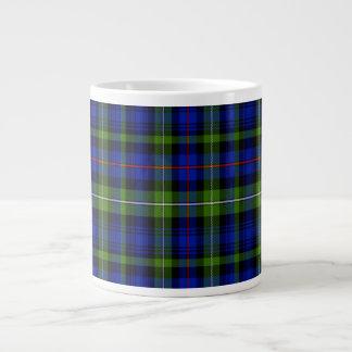 マッケンジーのスコットランド人のタータンチェック ジャンボコーヒーマグカップ
