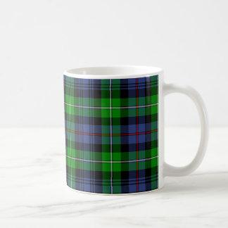 マッケンジーのタータンチェック(別名Seaforthの高地居住者のタータンチェック) コーヒーマグカップ