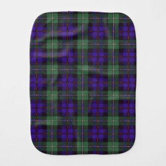 マッケンジーの一族の格子縞のスコットランド人のタータンチェック バープクロス