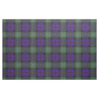 マッケンジーの一族の格子縞のスコットランド人のタータンチェック ファブリック