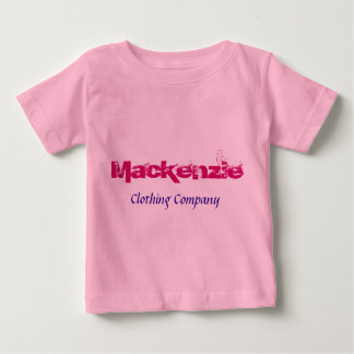 マッケンジーName Clothing Companyのベビーのワイシャツ ベビーTシャツ