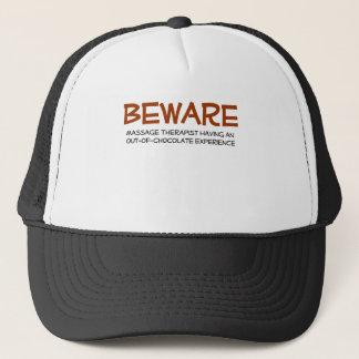 マッサージセラピストの帽子 キャップ