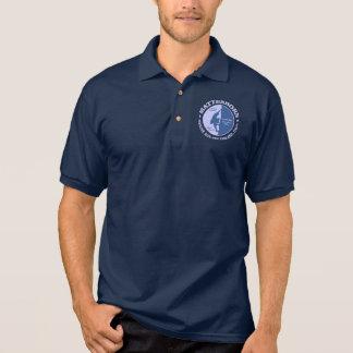マッターホルン(アルプス) ポロシャツ