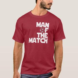 マッチの人 Tシャツ