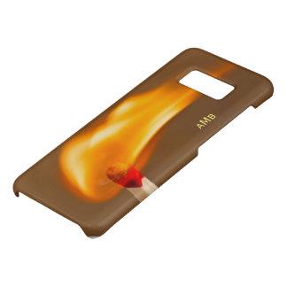 マッチの伝染性の火 Case-Mate SAMSUNG GALAXY S8ケース