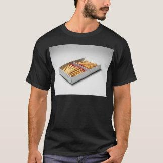 マッチ箱 Tシャツ