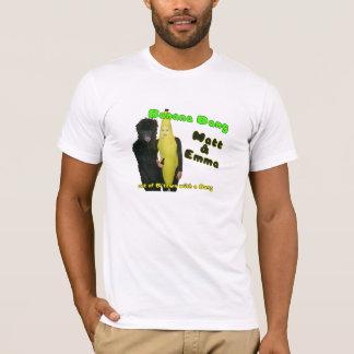 マット及びエマ Tシャツ