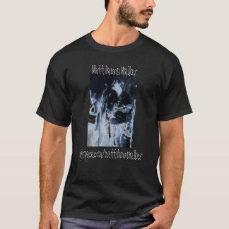 マット・デイモンの歩行者のTシャツ Tシャツ