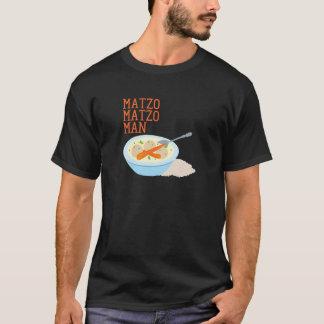 マツァのマツァの人 Tシャツ
