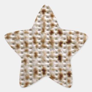 マツァの星のステッカー 星シール