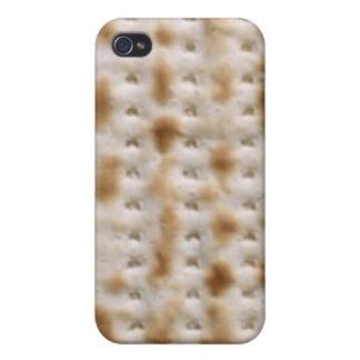マツァのMatzahのユダヤのl Pesach iPhone 4 Case