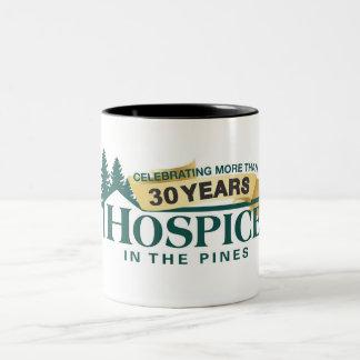 マツコーヒー・マグのホスピス ツートーンマグカップ