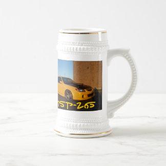 マツダ、マツダ、MSP-265、MAZDA PROTEGE ビールジョッキ