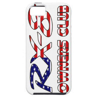 マツダRX8米国 iPhone SE/5/5s ケース