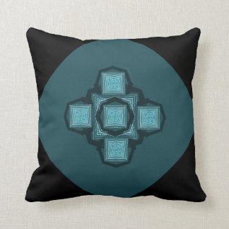 マツ万華鏡のように千変万化するパターンの枕 クッション