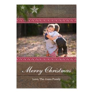 マツ枝星のメリークリスマスカード カード