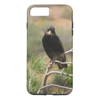 マツ枝iPhone 7Plusの例の鳥 iPhone 8 Plus/7 Plusケース