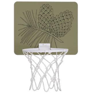 マツ枝Lineartのデザイン ミニバスケットボールゴール