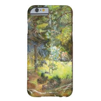 マツ森林 BARELY THERE iPhone 6 ケース