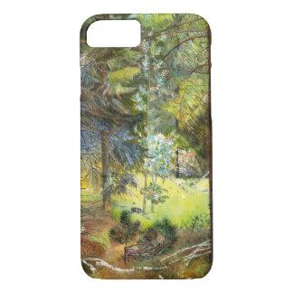 マツ森林 iPhone 8/7ケース