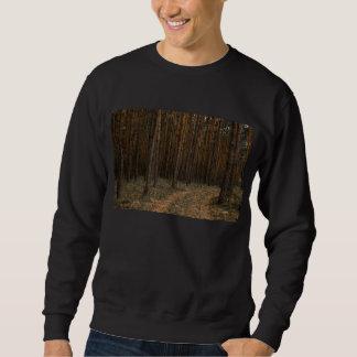 マツ森林/LAS SOSNOWY スウェットシャツ