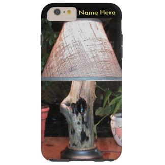 マツ石の照明によるカスタムなランプ TOUGH iPhone 6 PLUS ケース