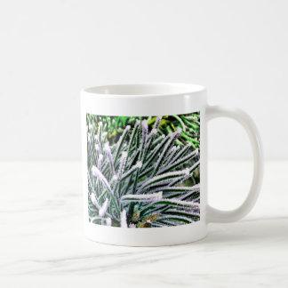 マツ針 コーヒーマグカップ