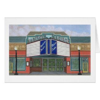 マディソンの劇場 カード