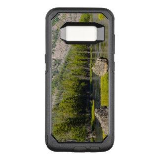 マディソンの川の石 オッターボックスコミューターSamsung GALAXY S8 ケース