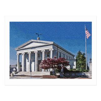 マディソン郡の古い裁判所 ポストカード