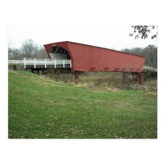 マディソン郡の橋 ポストカード