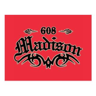 マディソン608 ポストカード