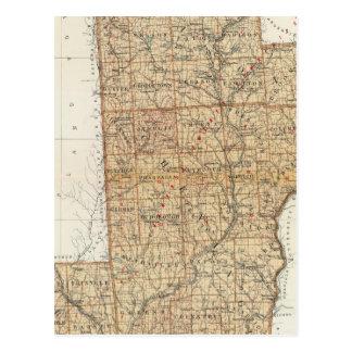 マディソン、ChenangoのBroome郡 ポストカード