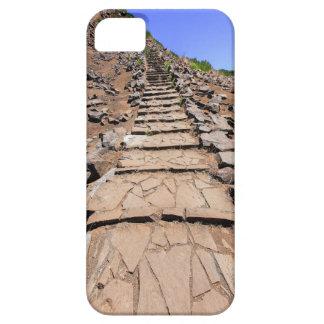 マデイラの山の上で導くハイキングコース iPhone SE/5/5s ケース