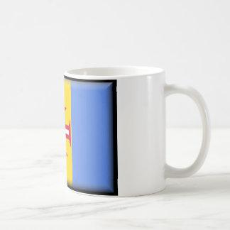 マデイラの島の旗 コーヒーマグカップ