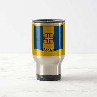 マデイラの旗 トラベルマグ