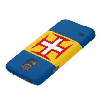 マデイラの旗 GALAXY S5 ケース