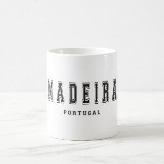 マデイラポルトガル コーヒーマグカップ