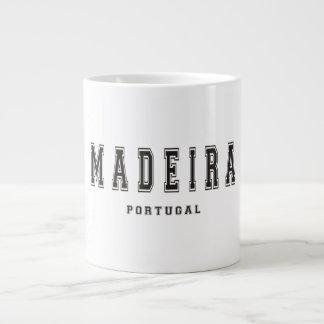 マデイラポルトガル ジャンボコーヒーマグカップ