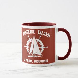 マデリーンの島のマグ マグカップ