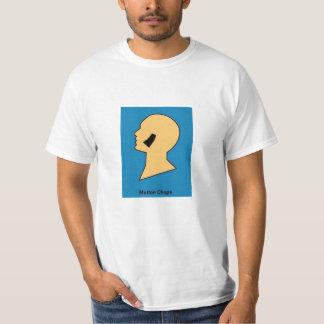 マトンチョップの人のTシャツ Tシャツ
