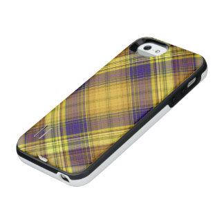 マドラスパターン iPhone SE/5/5sバッテリーケース
