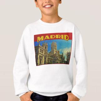 マドリードスペイン スウェットシャツ
