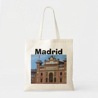 マドリードスペイン トートバッグ